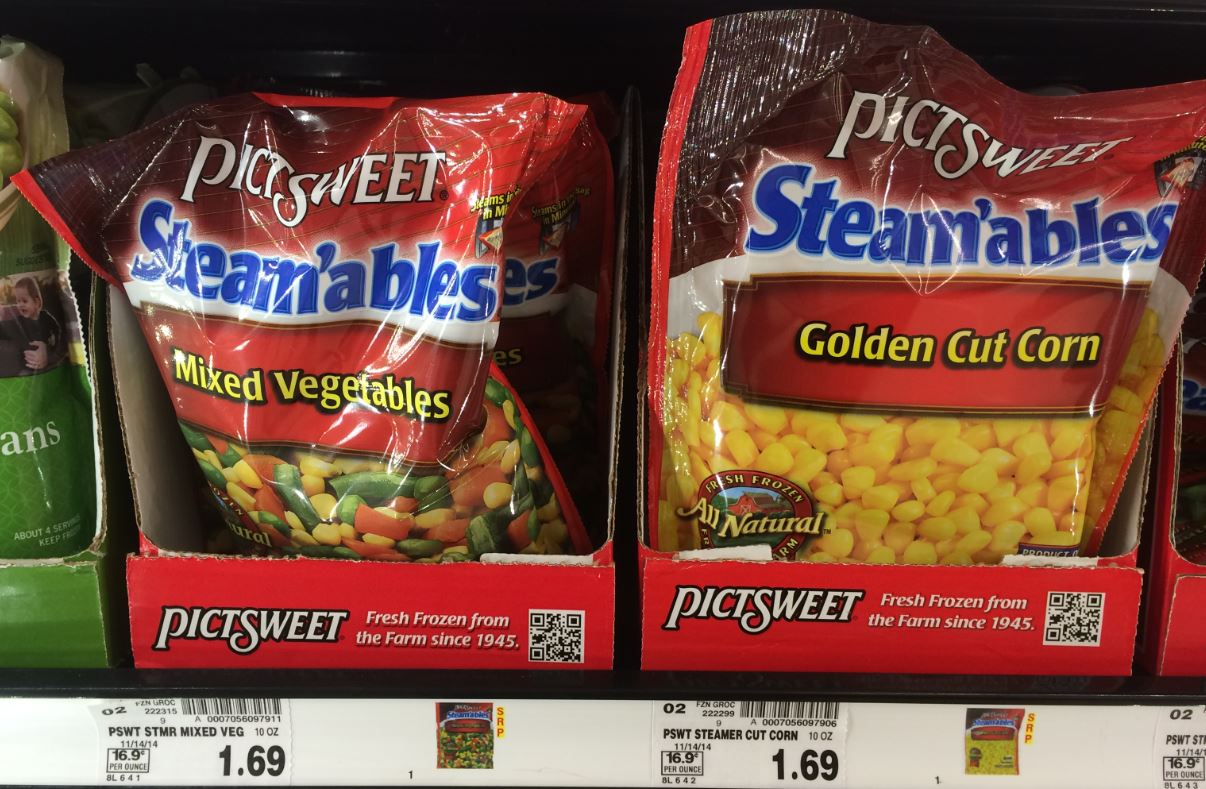 coupons for pictsweet frozen vegetables