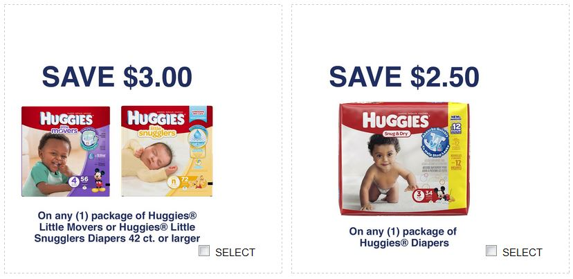 NEW Huggies Catalina + NEW Coupons = Diapers as low as $2.99 at ...