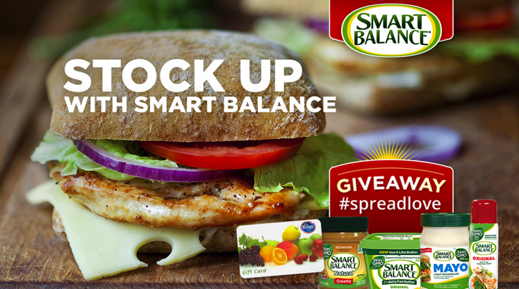Smart Balance Sweepstakes | Enter to Win a $400 Kroger Gift