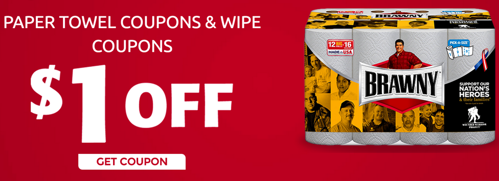 image regarding Brawny Printable Coupons named Brawny Paper Towels as reduced as $0.83 a Roll at Kroger