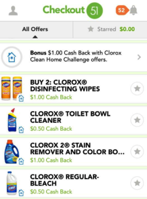 clorox coupons