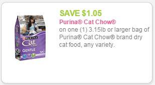 cat chow coupon