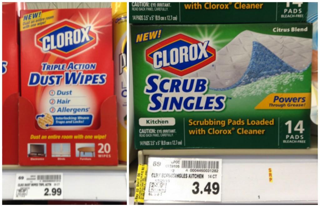 clorox dust wipes