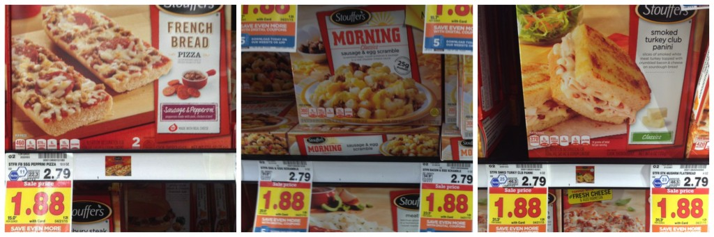 photograph relating to Stouffers Coupons Printable named Fresh new Stouffers Entree Coupon \u003d Simply $1.21 at Kroger (Reg