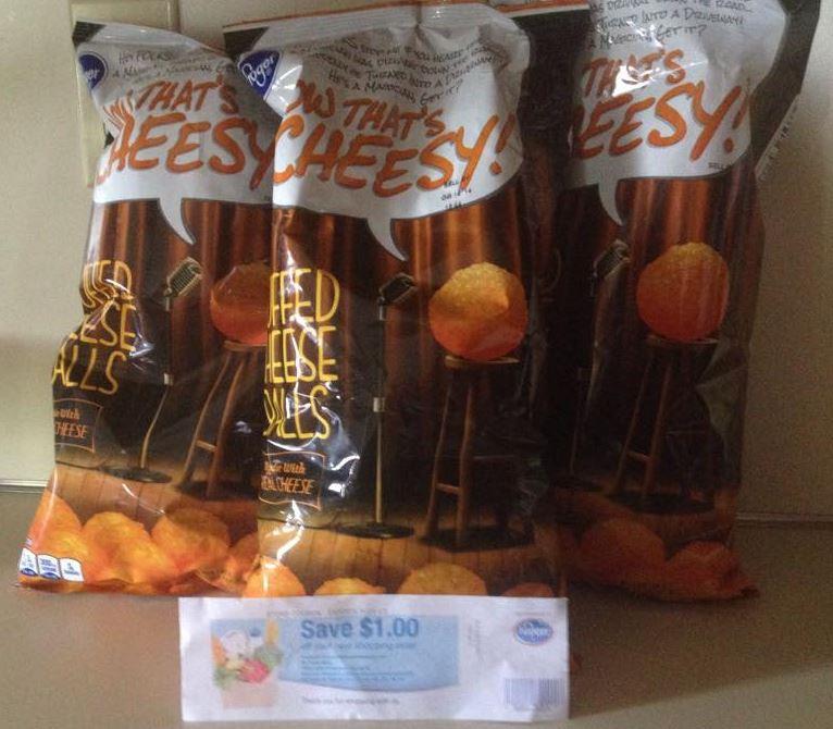 Kroger Chips - thanks Sandy