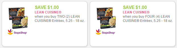 Lean cuisine coupons 2019