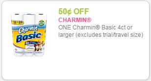 charmin coupon