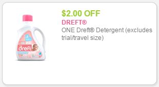 Coupons for dreft laundry detergent printable