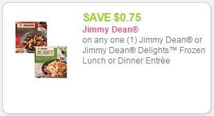 jimmy dean coupon