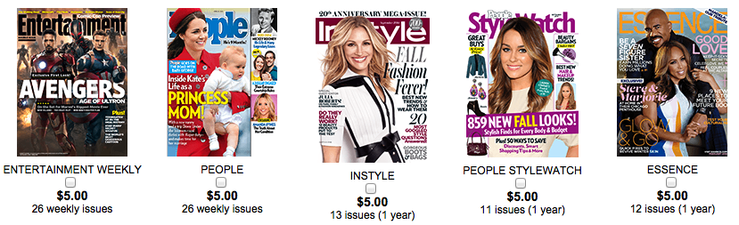 Hot 1 year subscription to all you magazine only 5 0 for Time magazine subscription cancellation
