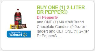 M and m candy coupons