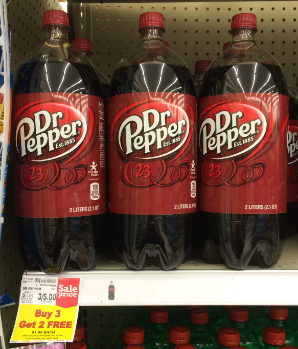 dr pepper dating How do i read or determine the expiration dates on dr pepper products (dr pepper, 7-up, a&w, etc) the expiration dates of food and drink products are a critically important piece of information to know, especially for someone like me who works in a retail establishment that has a cooler filled with various colas for the customers to enjoy.