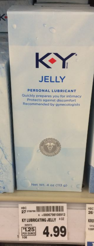 Free ky jelly coupons