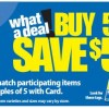 Kroger Buy 5, Save $5 Mega Event Full Inclusions List
