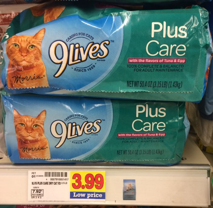 Lives Cat Food Coupons