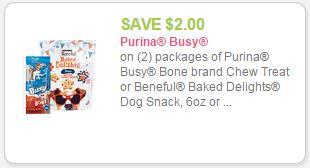 purina coupon