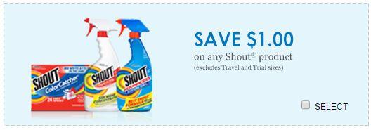 shout coupon