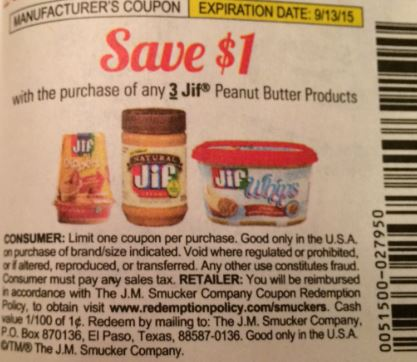 Our Free Jif Coupons and Printables for December will save you and your family money. Find more savings for Jif at fattfawolfke.ml