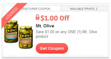 mt olive coupon