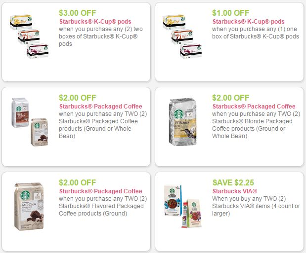 image regarding Starbucks Coffee Coupons Printable identify Fresh new Starbucks Discount coupons \u003d Espresso as lower as $3.99 for Kroger