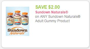 sundown coupon