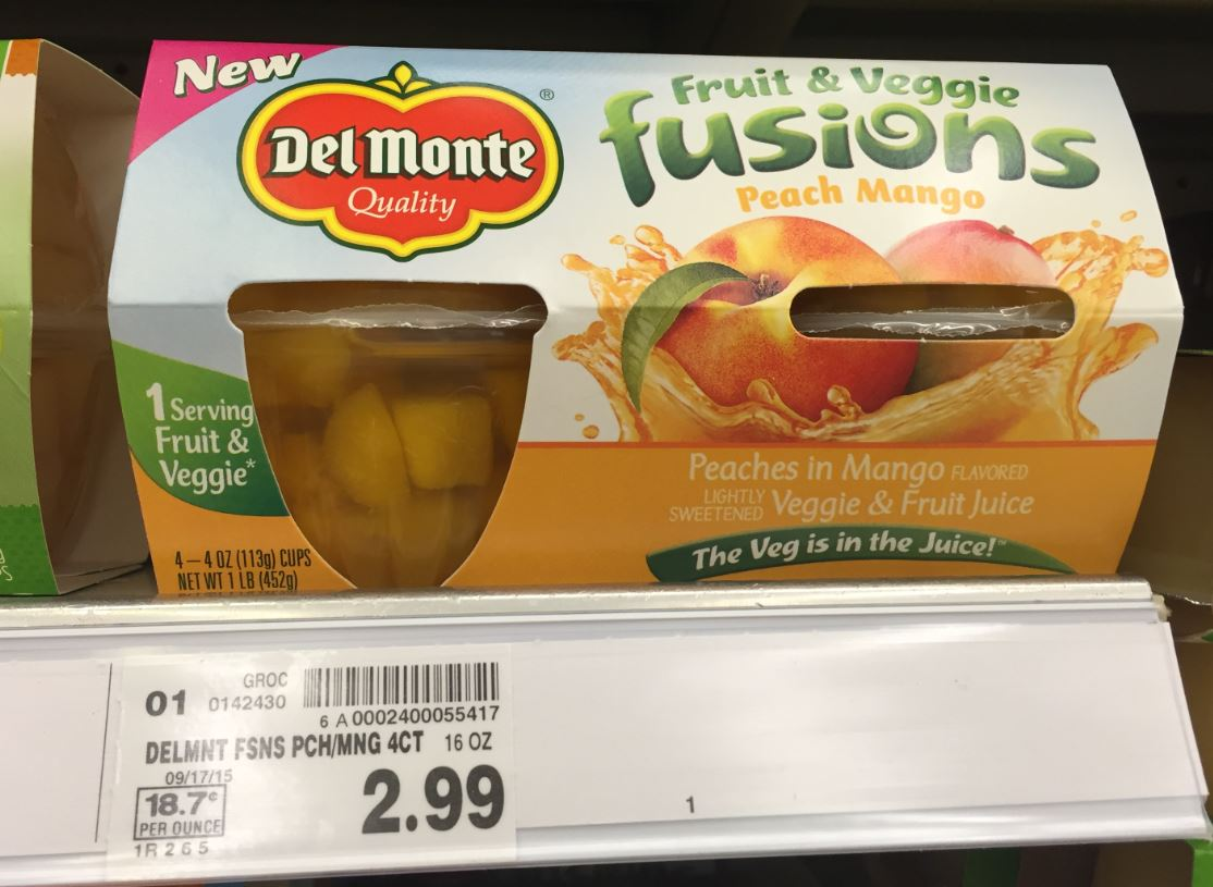 picture regarding Del Monte Printable Coupons titled Del monte fruit discount coupons 2018 : Goibibo bus coupon codes may possibly 2018