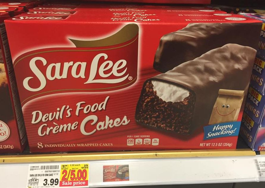 Where Can I Find Sara Lee Cakes
