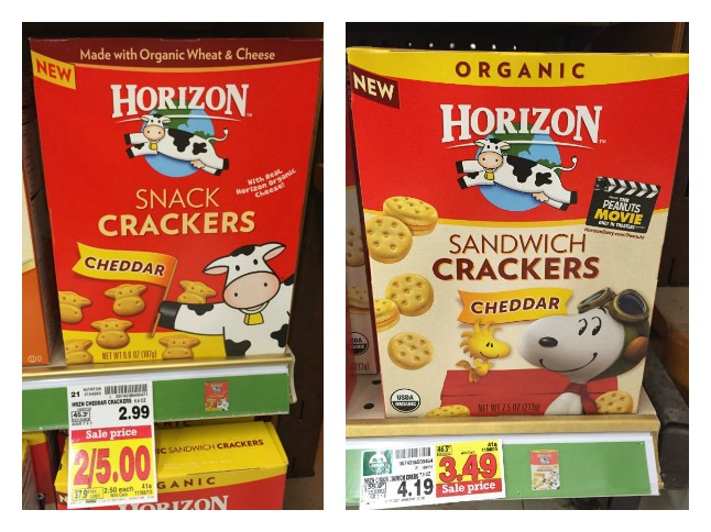 Horizon crackers