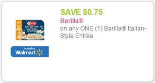 barilla coupon