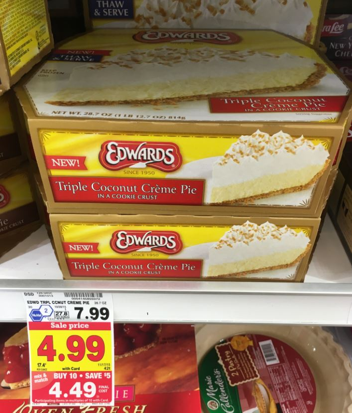 It's just a photo of Peaceful Edwards Pies Printable Coupons