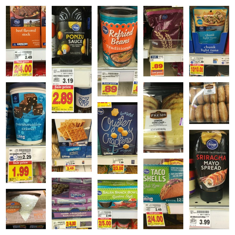 Kroger Brand Products