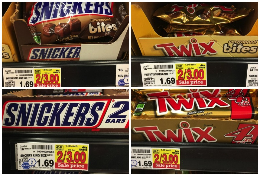 checkout candy