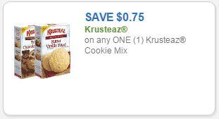 krusteaz coupon