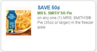 mrs smiths coupon