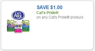 cats pride coupon