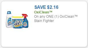oxiclean coupon