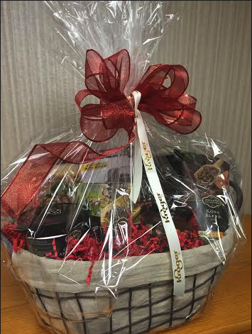 Private Selection gift basket
