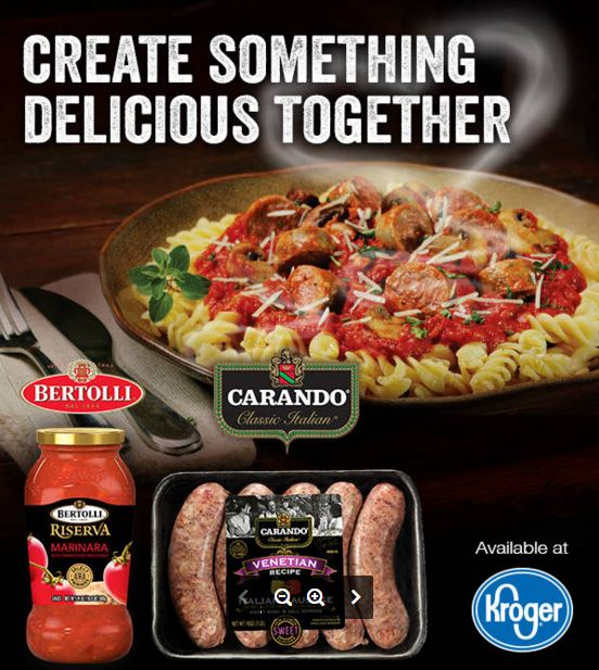 Create something delicious together with kroger enter to for Something delicious to eat for dinner