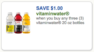 vitaminwater coupon