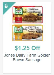 Jones dairy farm coupons