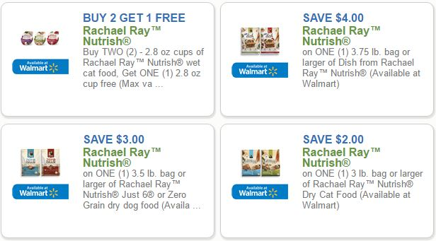 picture regarding Rachael Ray Cat Food Printable Coupons named Fresh Rachael Ray Nutrish Discount codes + Kroger Gross sales! Kroger Krazy