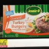 Jennie-O Turkey Burgers as low as $3.00 at Kroger!!