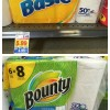 Bounty Paper Towels (6 Rolls) ONLY $3.99 at Kroger!!