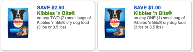 photograph relating to Kibbles and Bits Printable Coupons named Kibbles n Bits Pet dog Food stuff as minimal as $3.74 at Kroger! Kroger