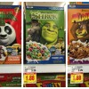 DreamWorks Cereal Only $1.38 at Kroger (Reg Price $3.29)!!!