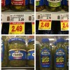 GREAT Deals on Vlasic Pickles at Kroger Right Now!