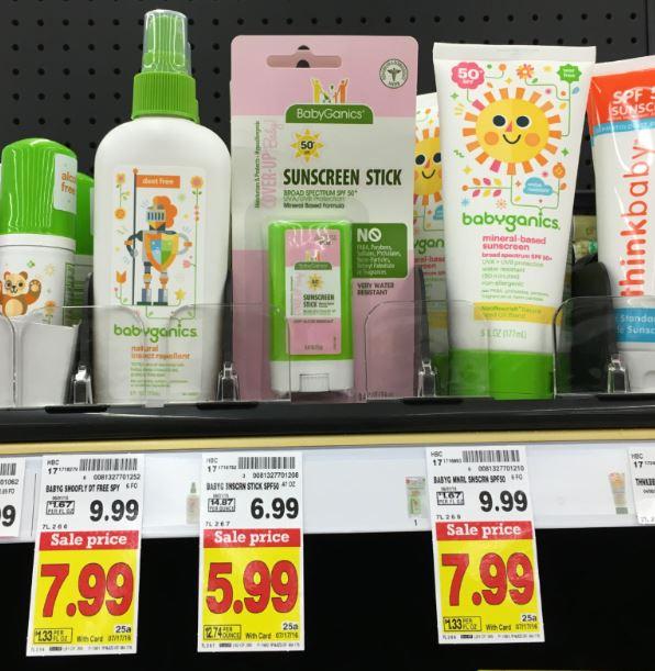graphic regarding Babyganics Coupon Printable named Babyganics Coupon \u003d Products and solutions as very low as $4.99 at Kroger