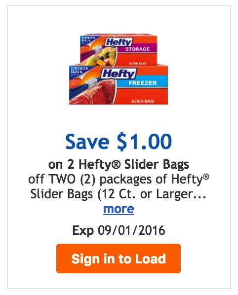 hefty slider bags kroger