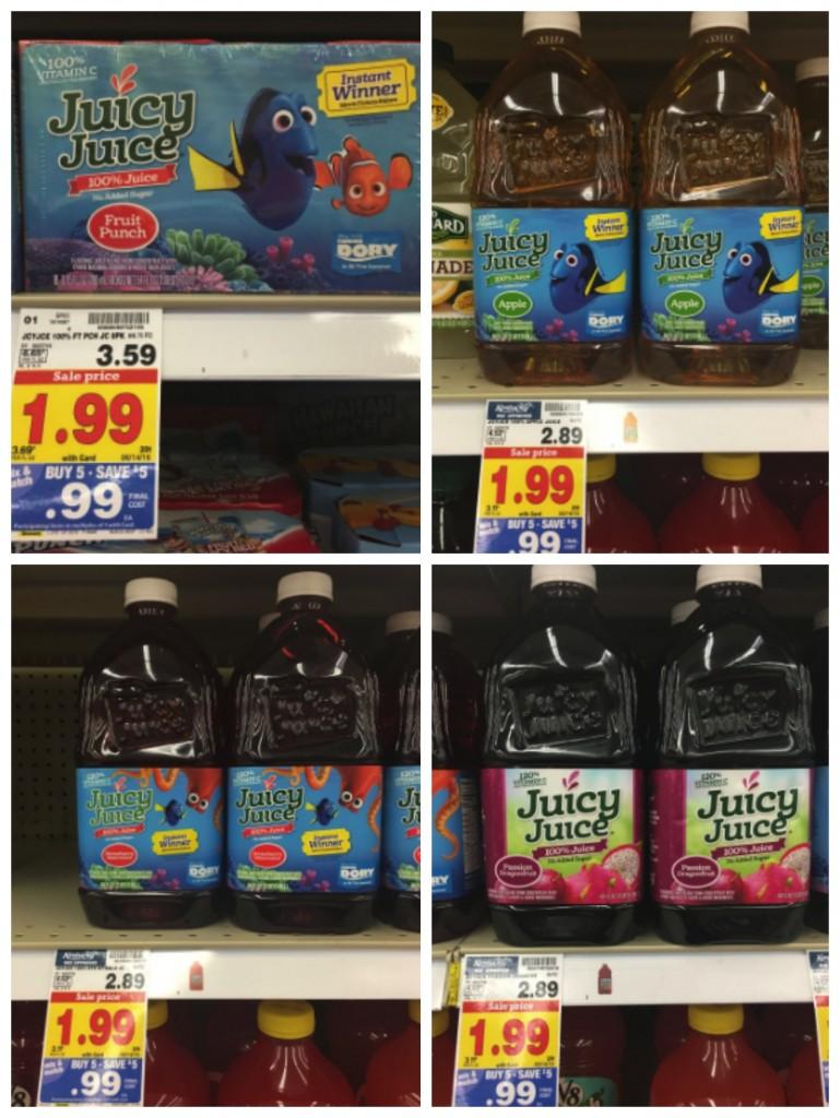 juicy juice kroger