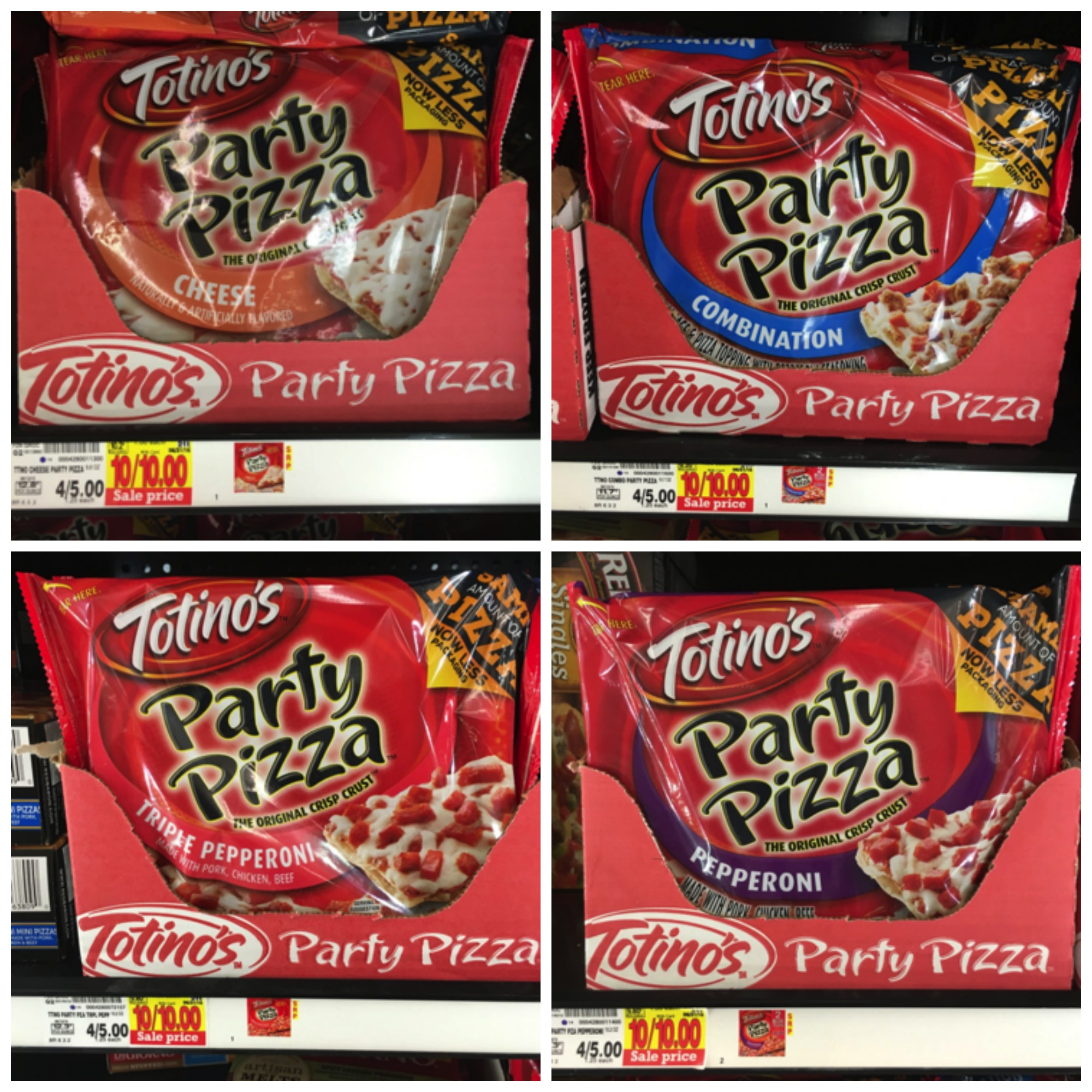 totinos collage